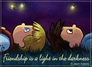 friendship_is_light